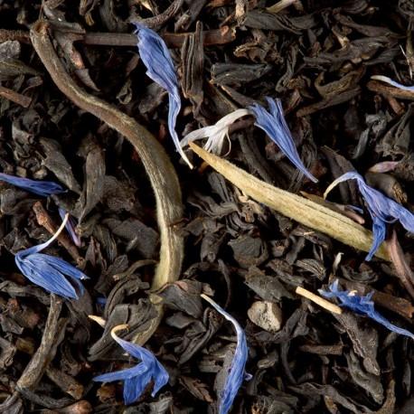 Earl Grey aux Fleurs Bleues